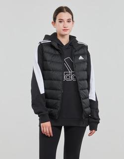 textil Hombre plumas adidas Performance ESS DOWN VEST Negro