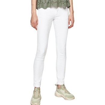 textil Vaqueros Only ONLCORAL SL SKINNY Blanco
