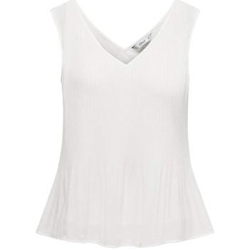 textil Tops y Camisetas Only ONLIRENA S/L TOP WVN Blanco