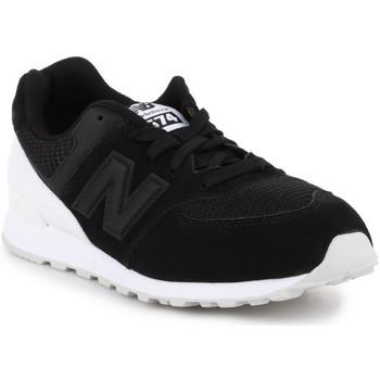 Zapatos Mujer Zapatillas bajas New Balance KL574C8G negro, blanco