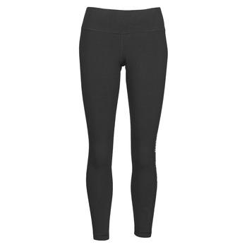 textil Mujer Leggings Reebok Classic TE LINEAR LOGO CT L Negro
