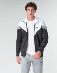 textil Hombre cazadoras Puma BMW MMS MCS SWEAT JACKET Negro