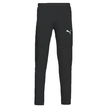 textil Hombre Pantalones de chándal Puma EVOSTRIPE PANTS Negro