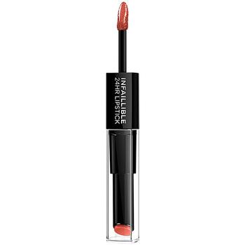Belleza Mujer Pintalabios L'oréal Infallible X3 24h Lipstick 312-incessant Russet 5,60 ml