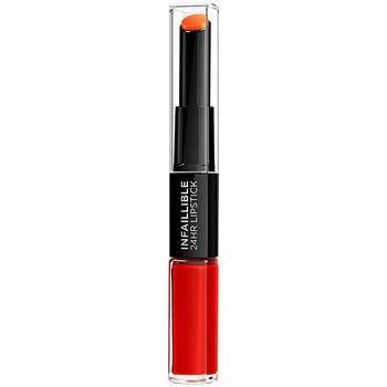 Belleza Mujer Pintalabios L'oréal Infallible X3 24h Lipstick 506-red Infallible 5,60 ml