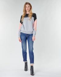 textil Mujer Vaqueros rectos Diesel JOY Azul /  009et