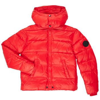 textil Niño Plumas Diesel JSMITHYAWH Rojo