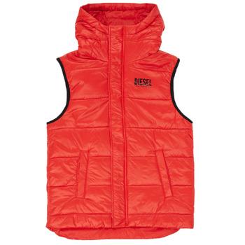 textil Niño Plumas Diesel JSUNNY Rojo