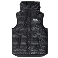 textil Niño plumas Diesel JSUNNY Negro