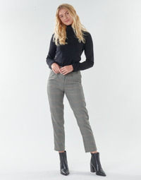 textil Mujer Pantalones con 5 bolsillos Freeman T.Porter SHELBY MERCURY Gris