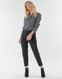 textil Mujer Pantalones con 5 bolsillos Freeman T.Porter CELINE SILIANO Negro