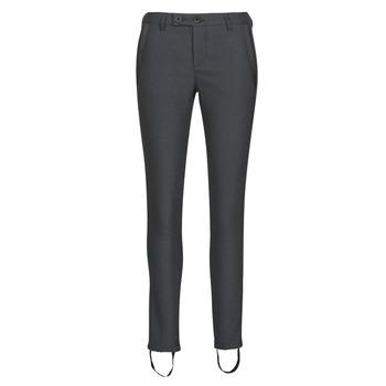 textil Mujer Pantalones con 5 bolsillos Freeman T.Porter TESSA COLISH Gris