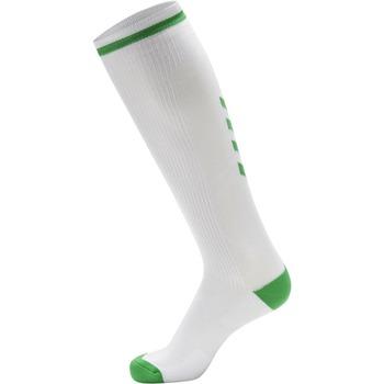 Accesorios Calcetines de deporte Hummel Chaussettes  Elite Indoor High blanc/rose