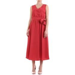 textil Mujer vestidos largos Fly Girl 9890-02 rojo