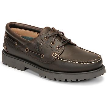 Zapatos Hombre Zapatos náuticos Aigle TARMAC Marrón