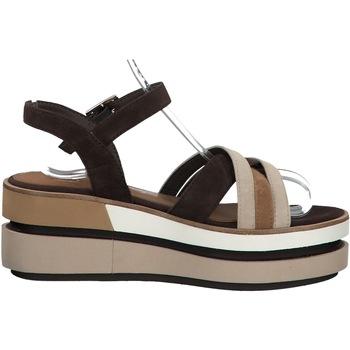 Zapatos Mujer Sandalias Tamaris SANDALIA  PLATAFORMA PALA CRUZADA