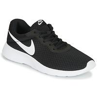 Zapatos Mujer Zapatillas bajas Nike TANJUN Negro / Blanco
