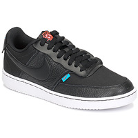 Zapatos Mujer Zapatillas bajas Nike COURT VISION LOW PREM Negro