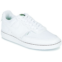 Zapatos Mujer Zapatillas bajas Nike COURT VISION LOW PREM Blanco