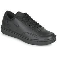 Zapatos Mujer Zapatillas bajas Nike COURT VINTAGE Negro