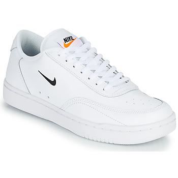 Zapatos Mujer Zapatillas bajas Nike COURT VINTAGE Blanco