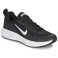 Zapatos Mujer Multideporte Nike WEARALLDAY Negro / Blanco