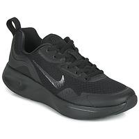 Zapatos Mujer Multideporte Nike WEARALLDAY Negro