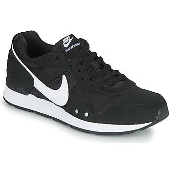 Zapatos Mujer Zapatillas bajas Nike VENTURE RUNNER Negro / Blanco