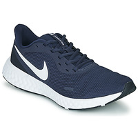 Zapatos Hombre Running / trail Nike REVOLUTION 5 Azul