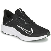 Zapatos Hombre Running / trail Nike QUEST 3 Negro / Blanco