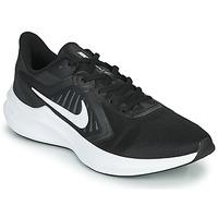 Zapatos Hombre Running / trail Nike DOWNSHIFTER 10 Negro / Blanco