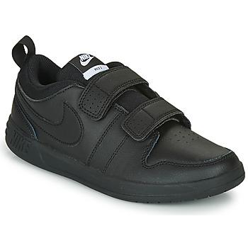 Zapatos Niños Zapatillas bajas Nike PICO 5 TD Negro
