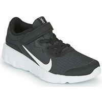 Zapatos Niños Zapatillas bajas Nike EXPLORE STRADA PS Negro / Blanco