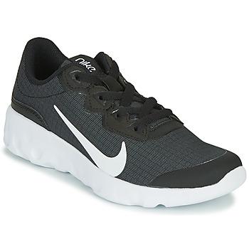 Zapatos Niños Zapatillas bajas Nike EXPLORE STRADA GS Negro / Blanco