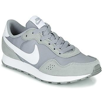 Zapatos Niños Zapatillas bajas Nike MD VALIANT GS Gris / Blanco