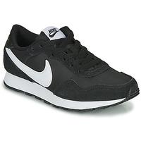 Zapatos Niños Zapatillas bajas Nike MD VALIANT PS Negro / Blanco