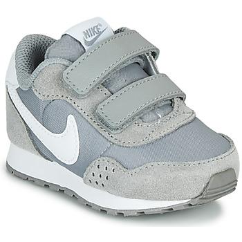 Zapatos Niños Zapatillas bajas Nike MD VALAINT TD Gris / Blanco
