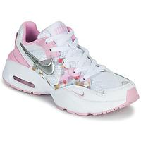 Zapatos Niña Zapatillas bajas Nike AIR MAX FUSION SE GS Blanco / Rosa