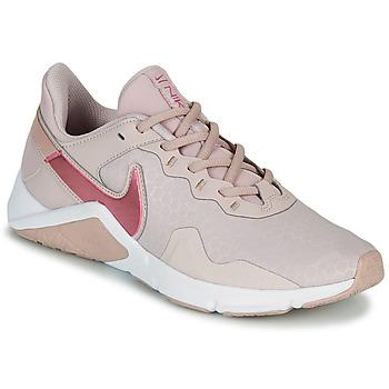 Zapatos Mujer Multideporte Nike Legend Essential 2 Beige / Rosa
