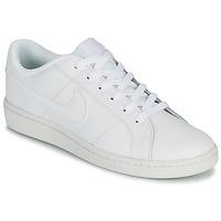 Zapatos Hombre Zapatillas bajas Nike COURT ROYALE 2 LOW Blanco