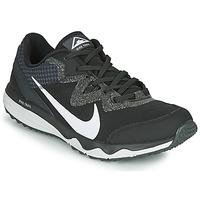 Zapatos Hombre Running / trail Nike JUNIPER TRAIL Negro / Blanco
