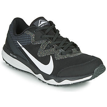 Zapatos Hombre Running / trail Nike JUNIPER TRAIL Negro / Blanco
