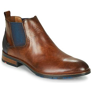 Zapatos Hombre Botas de caña baja Lloyd JASER Cognac