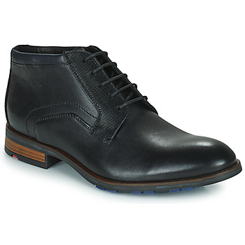 Zapatos Hombre Botas de caña baja Lloyd JARON Negro