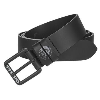 Accesorios textil Hombre Cinturones Diesel LAMON Negro