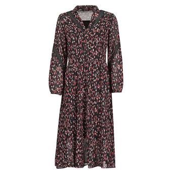 textil Mujer Vestidos largos One Step FR30121 Negro