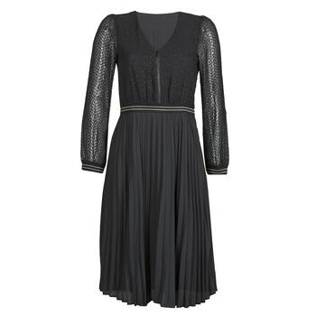 textil Mujer Vestidos cortos One Step FR30061 Negro