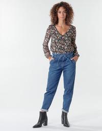 textil Mujer Pantalones con 5 bolsillos One Step FR29091_46 Azul