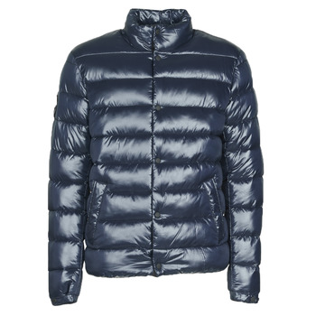 textil Hombre Plumas Superdry HIGH SHINE QUILTED PUFFER Azul