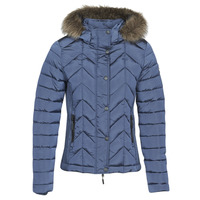 textil Mujer Plumas Superdry LUXE FUJI PADDED JACKET Azul